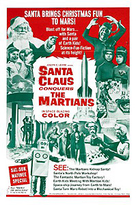 Santa Conquers the Martians (1964)