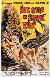 She Gods of Shark Reef (1956)