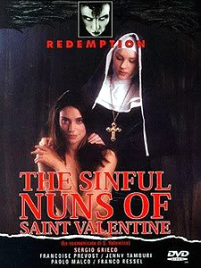 The Sinful Nuns of St. Valentine (1973)