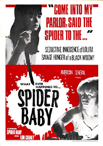 Spider Baby, or the Maddest Story Ever Told (1964)