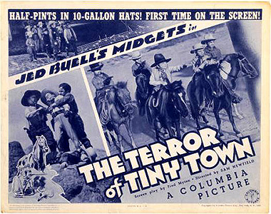 The Terror of Tiny Town (1938)