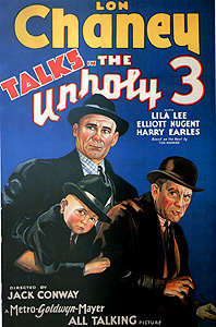 The Unholy Three (1930)