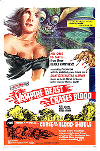 The Vampire Beast Craves Blood (1967)
