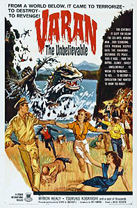 Varan the Unbelievable (1958)