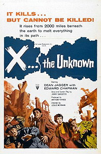 X: The Unknown (1956)