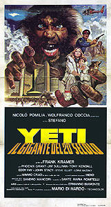 Yeti: Giant of the 20th Century (1977)