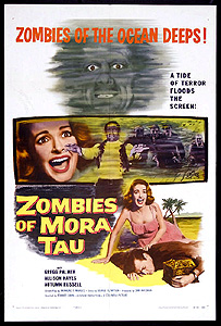 The Zombies of Mora Tau (1957)